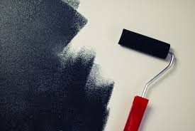 decorative painting color blocking